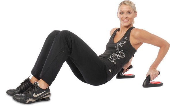 apoio flexão tríceps