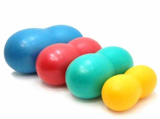 bola feijão pilates