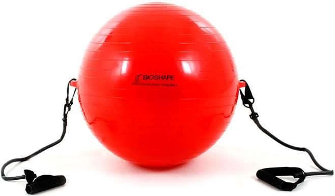 bola pilates com extensores