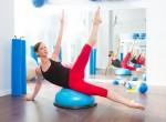 bosu pilates
