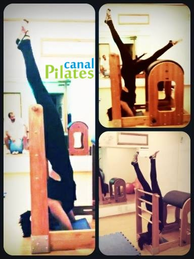 carla chair pilates