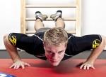 exercicio flexão braço espaldar