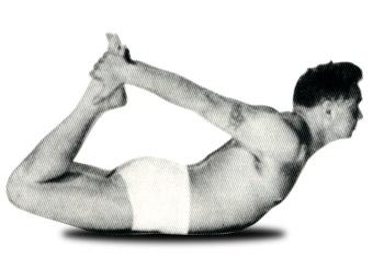 joseph pilates alongando 2