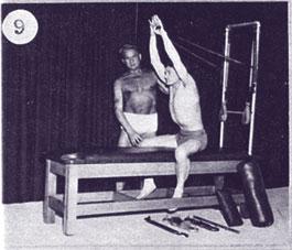joseph pilates exercícios