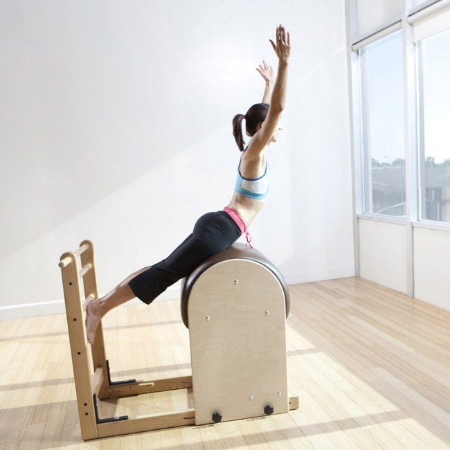 ladder barrel pilates