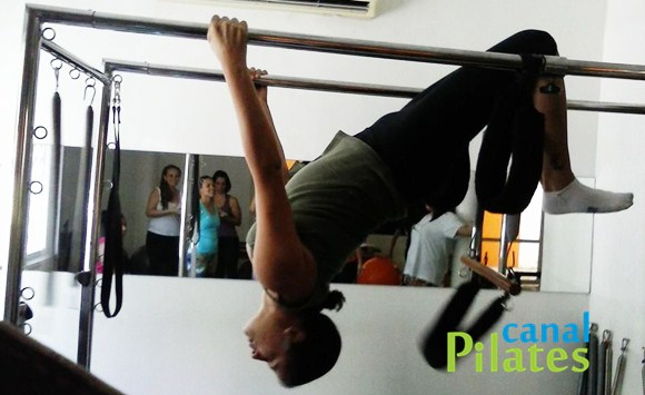 lea instrutora pilates fortaleza