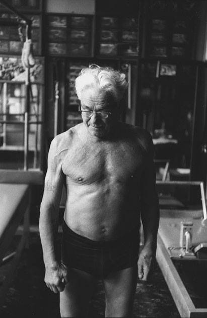 pilates idoso