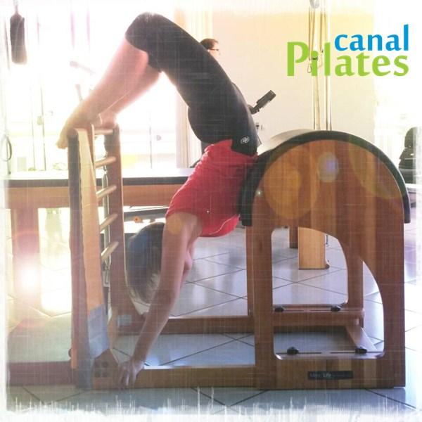 posição 2 ladder barrel pilates