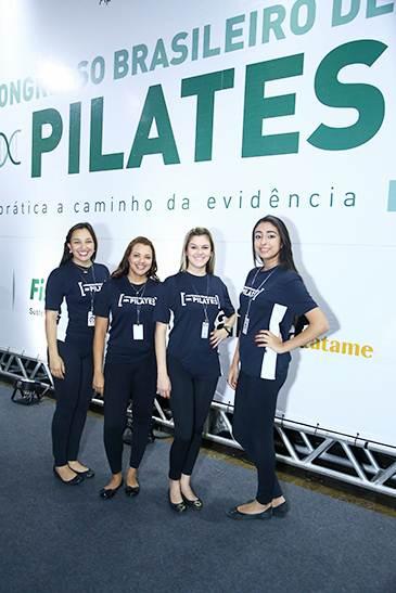 recepção congresso pilates